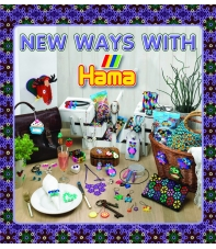 cuaderno diseños hama beads inspiration 15, 64 páginas