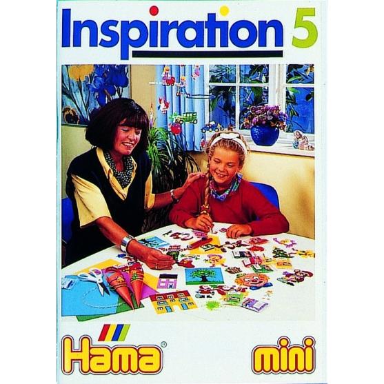 cuaderno diseños hama beads inspiration 5, 54 páginas