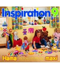 cuaderno diseños hama beads maxi inspiration 9, 43 paginas