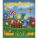 cuaderno diseños hama beads midi inspiration 11, 63 páginas
