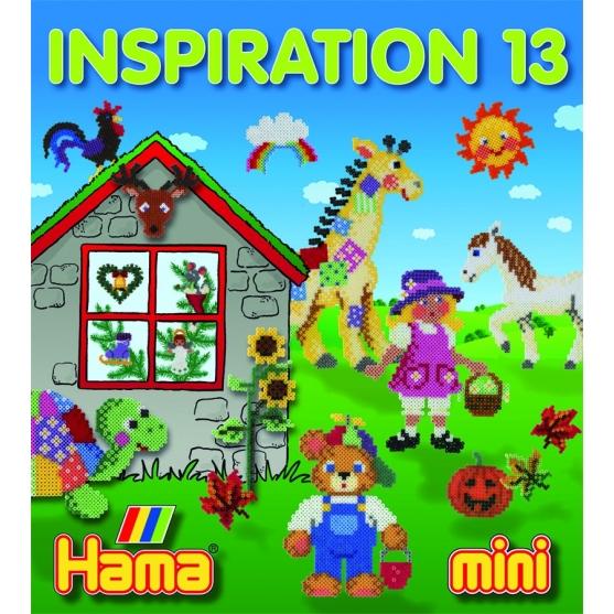 cuaderno diseños hama beads inspiration 13, 66 páginas