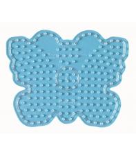 placa pegboard mariposa para hama beads maxi