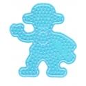 placa pegboard mono para hama beads maxi