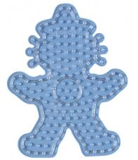 placa pegboard payaso para hama beads maxi