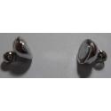 cierre de imán para cadena (11 x 6 mm) hama beads
