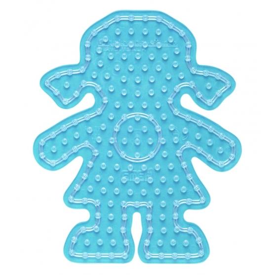 placa pegboard niñaniña para hama beads maxi