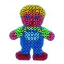 placa pegboard niño para hama beads maxi