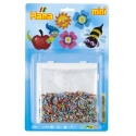 blister primavera (5000 piezas y 1 placa pegboard ) hama beads mini