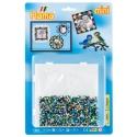 blister marcos de fotos (5000 piezas y 1 placa pegboard ) hama beads mini