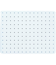 placa pinboard rectángulo hama maxi stick