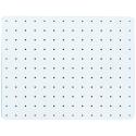 placa pinboard rectangular hama maxi stick