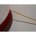 hilo elástico de nylón 0.8 mm hama beads