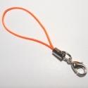 cuelgamóvil con cierre mosquetón hama beads