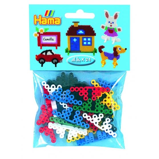 soportes para creaciones hama beads midi