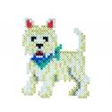 pack de inicio mis mascotas (4000 piezas y 2 placas pegboards) hama beads midi