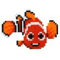 pack de inicio buscando a dory (4000 piezas y 2 placas pegboards) hama beads midi