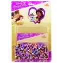 blister princesas disney (1100 piezas y 1 placa pegboard) hama beads midi