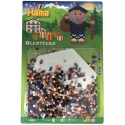 blister olentzeero (1100 piezas y 1 placa pegboard) hama beads midi