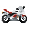 pack de inicio velocidad (4000 piezas y 2 placas pegboards) hama beads midi