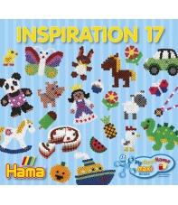 cuaderno diseños hama beads maxi inspiration 17, 42 páginas