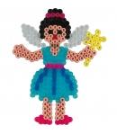 blister hada 2 (1100 piezas y 1 placa pegboard) hama beads midi