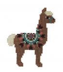 blister alpacas (5000 piezas y 1 placa pegboard ) hama beads mini