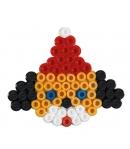 blister navidad 2 (450 piezas y 1 placa pegboard) hama beads midi