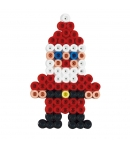 pack de inicio (600 piezas y 1 placa pegboard) hama beads maxi